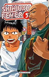 Shinjuku Fever Edition simple Tome 5