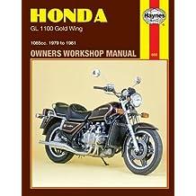 Honda Gl1100 Gold Wing (79 - 81) (Motorcycle Manuals)