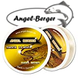 Angel Berger Hard Mono Shock Leader Vorfachschnur (0.60mm 30m 32.80 kg)