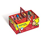 Giotto Be-Be 946207 - Pencil crayons 36 units + 3 Pencil sharpener
