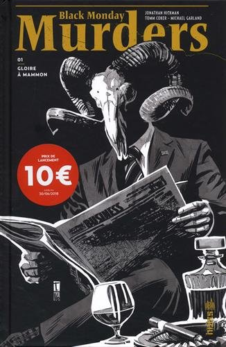 Black monday murders (1) : Gloire à Mammon