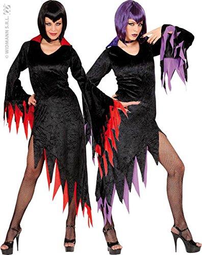 Unbekannt Aptafêtes–cs99809/S–-Kostüm Dark Mistress–Velours–Größe S