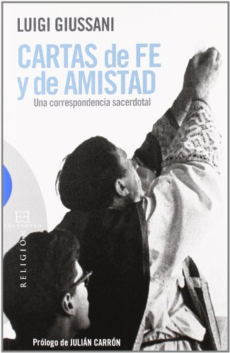 Cartas de fe y de amistad / Letters of faith and friendship Cover Image