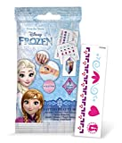 Disney Frozen Tattoo Beauty Set - 3 Bögen pro Set - Sortiert.