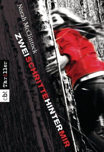 Zwei Schritte hinter mir (German Edition)