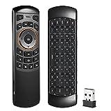 Docooler Mini clavier sans fil 2,4 GHz Air Mouse Télécommande de poche 6 Gyroscope Gxes pour Windows / Mac OS / Linux / Android TV Mini PC TV Box