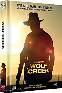 Wolf Creek - Unrated [Blu-ray] [Director's Cut] [Collector's Edition]