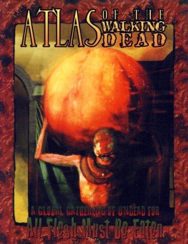 Atlas of the Walking Dead (Dead Card Game The Walking)