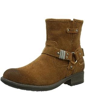 Dockers 358430-141023 - Botas de cuero para niña