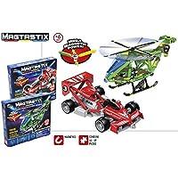 ColorBaby Color Baby Magtastix Coche/Helicóptero 2/S, Toys Amazon ES1 44809