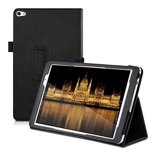huawei tablet t2 10 pro kwmobile Custodia per Huawei MediaPad T2 10.0 PRO - Cover Protettiva per Tablet Huawei MediaPad T2 10.0 PRO - Copertina in Pelle PU con Stand - Smart Case