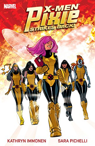 X-Men: Pixie Strikes Back (X-Men: Pixie Strikes Back (2010))