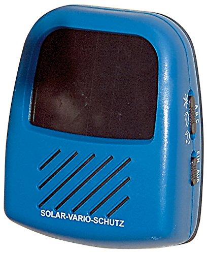Exbuster Mäusevertreiber: 3in1-Solar-Tiervertreiber gegen Mücken, Mäuse, Marder & Co. (Marderabwehr)