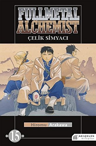 Fullmetal Alchemist - Celik Simyaci 15