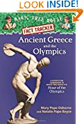 #3: Magic Tree House Fact Tracker #10: Ancient Greece and the Olympics: A Nonfiction Companion to Magic Tree House #16: Hour of the Olympics (A Stepping Stone Book(TM)) (Magic Tree House (R) Fact Tracker)