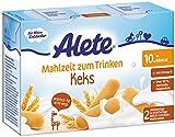 Produkt-Bild: Alete Mahlzeit zum Trinken Keks, 6er Pack (6 x 400 ml)