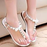 Lemontree Womens Summer Bohemia Flip Flop Sandals 2