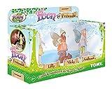 My Fairy Garden Tomy Feen & Freunde Erweiterungsset – Drei der beliebtesten Feen & Ihre tierischen Begleiter als Ergänzung zur Wundervollen Spielereihe - 1x Spielfiguren Set ab 4