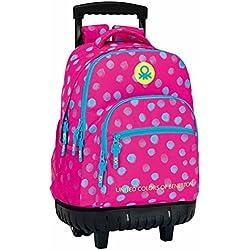 Safta Benetton 611750818 Mochila infantil