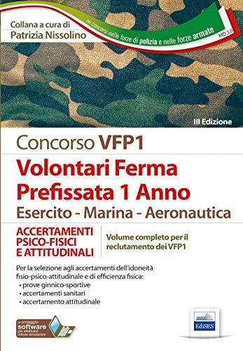 Concorso VFP1. Accertamento psico-fisici e