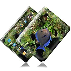 """Sea Life"" 10007, 3D Autoadesivo per iPad 1 Tablet PC. Tecnologia a lenti liquide."