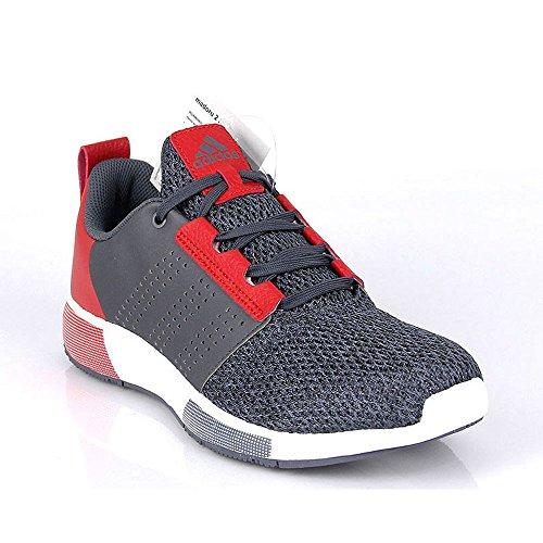 adidas Madoru 2 M, Scarpe da Corsa Uomo Grigio