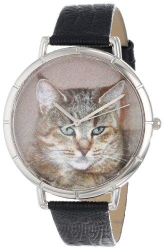 Quartz 0120053 Bracelet Mixte Multicolore Whimsical Watches Cuir T Analogique Montre CxrBeod