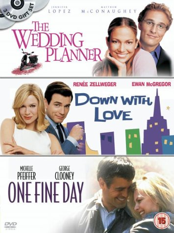 Wedding Planner, the/Down With Love/One Fine Day [UK Import]