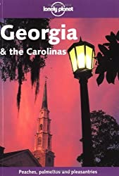 Lonely Planet Georgia & the Carolinas by Jeremy Gray (2002-01-04)