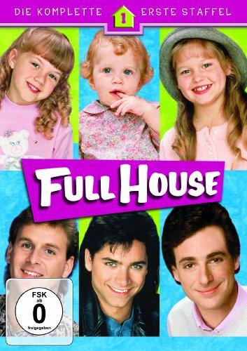 Full House - Staffel 1 (5 DVDs)