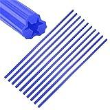 10x Blau,–300mm x 8mm–auf Ziegel/Beton Länge geschnitten Anker erweitern Rawls