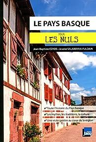 Le Pays Basque pour les Nuls poche par Jean-Baptiste Coyos