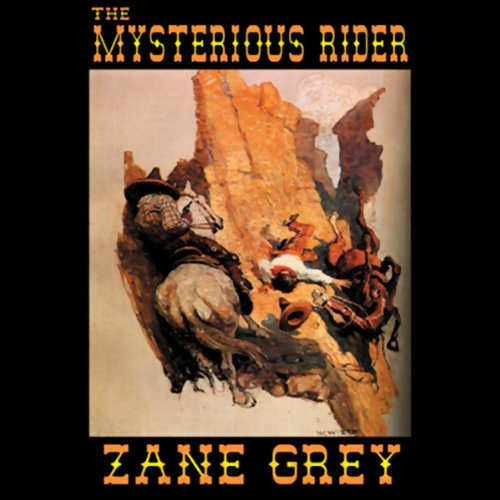 The Mysterious Rider  Audiolibri