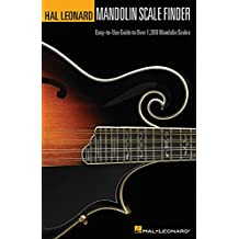 Hal Leonard Mandolin Scale Finder (A5 Edition)