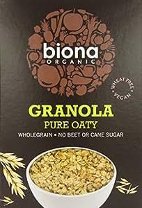 Biona Organic Oaty Granola 375 g (Pack of 6)