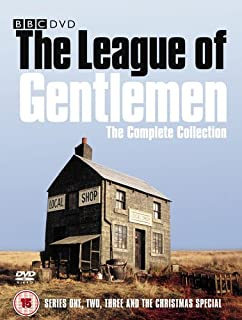 The League of Gentlemen - The Complete Collection [DVD] [1999] (B00083D4G6) | Amazon Products