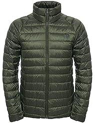 The North Face M Trevail Jacket - Chaqueta para hombre, color verde, talla M