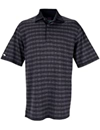 Greg Norman Collection Men's 2Below Jaquard Polo