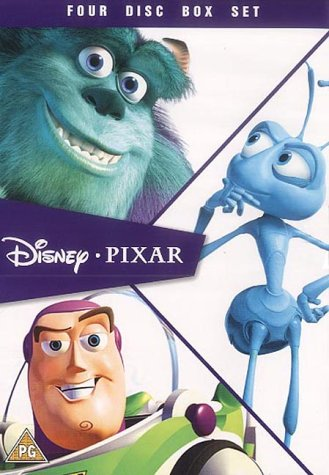 Image of Toy Story/Toy Story 2/A Bug's Life/Monsters Inc. [DVD] [2002]