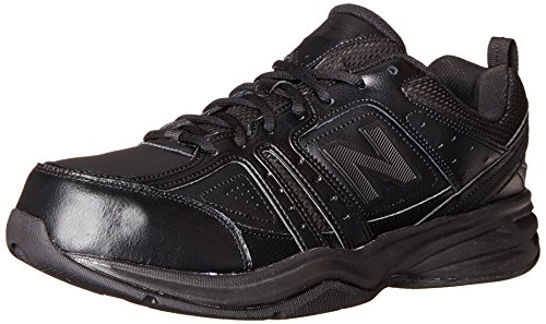 New Balance Mens MX409 Cross-Training Shoe,Black,10 2E US Black