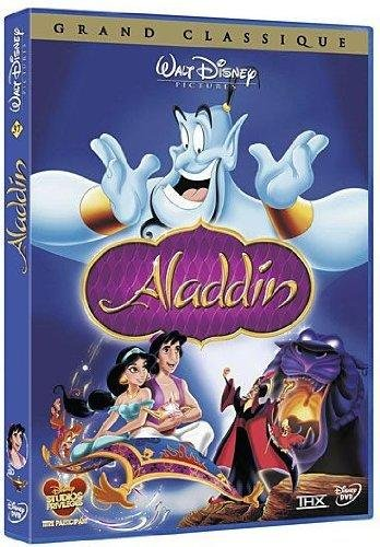 Aladdin : film DVD