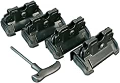 Thule 3036 Montage-Kit f/ür Rapd Fixpoint XT Fixpunktfu/ßsatz 751