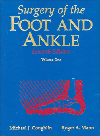 Surgery of the Foot and Ankle, 2 Vols. Black Medicine Vol 2