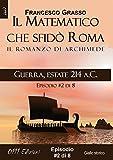 Image de Guerra, estate 214 a.C. - serie Il Matematico che