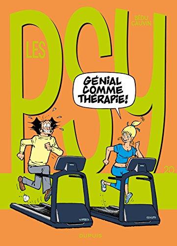 Strip-therapie (Les Psy - Tome 20 - Génial comme thérapie ! (French Edition))