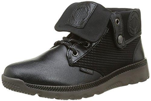 Palladium Plvil Bgy Sfl F, Baskets Hautes Femme Noir (315 Black)
