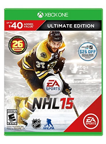 NHL 15 (Ultimate Edition) - Xbox One by Electronic Arts