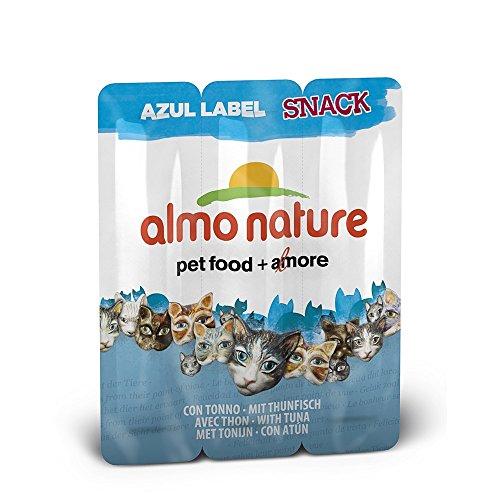 Almo Nature - Azul Label Snack al Tonno Confezione 3,00 pz.