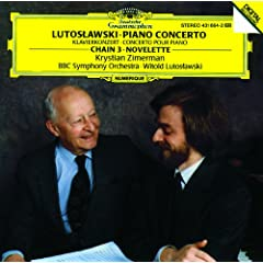 Lutoslawski: Chain 3 For Orchestra (1986) - 1. Presto