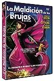 La Maldición de las Brujas DVD 1990 The Witches